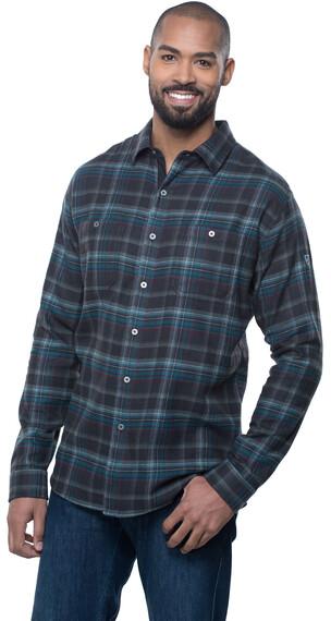 Kühl Fugitive Longsleeve Shirt Men blue